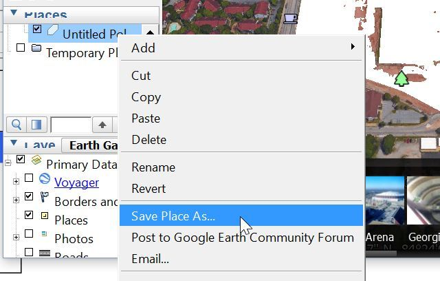 How To Make A Tour Google Earth Pro