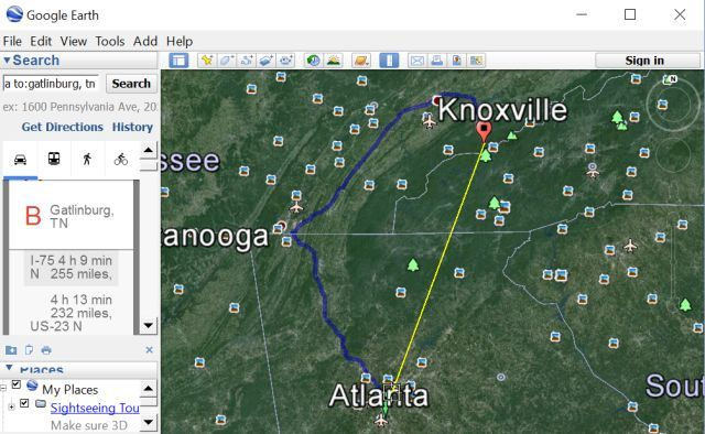 How to Measure Area and Distance in Google Maps & Earth