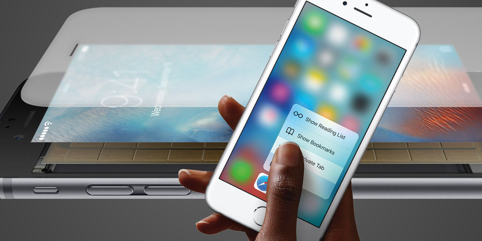 Apple's Force Touch, 3D Touch, and Haptic Touch Explained
