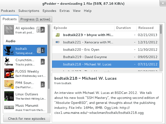linux-podcast-tools-gpodder