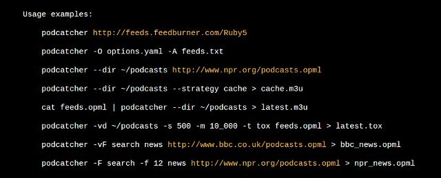 linux-podcast-tools-podcatcher