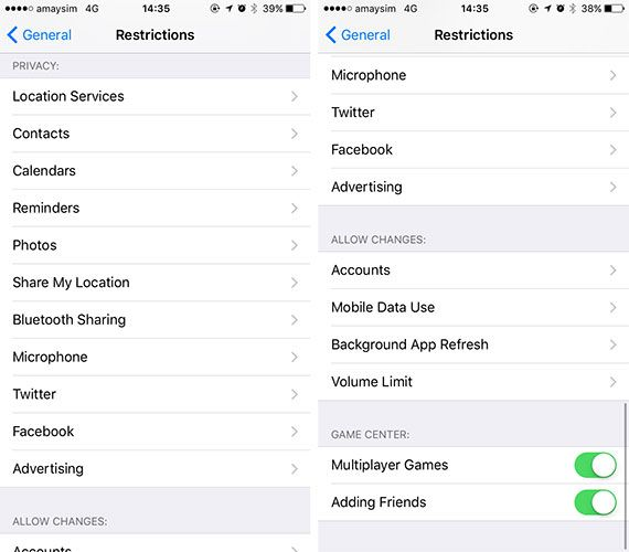 Lock Down Your Child's iPhone Access & Hide Apps With iOS Restrictions more restrictions