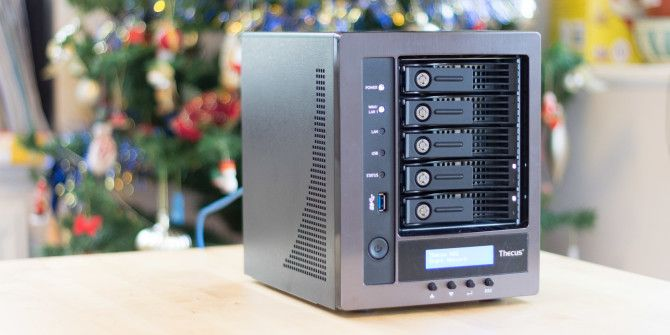 Thecus N5810 Pro NAS Review and Giveaway