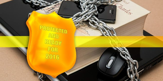 Start the Year Off Right with a Personal Security Audit