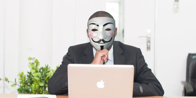 3 Undeniable Reasons Why You Need Online Anonymity