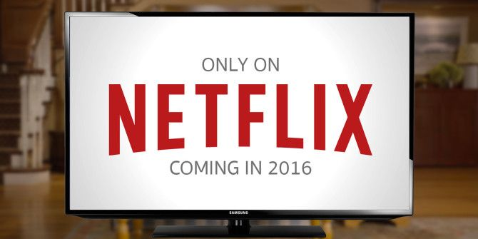 13 New Netflix Originals You'll Be Watching in 2016