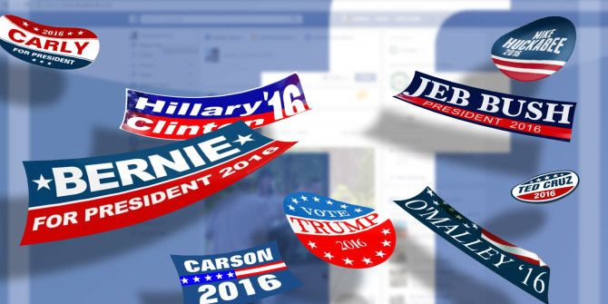 Political Campaigns Are Tracking You on Facebook, Here's Why