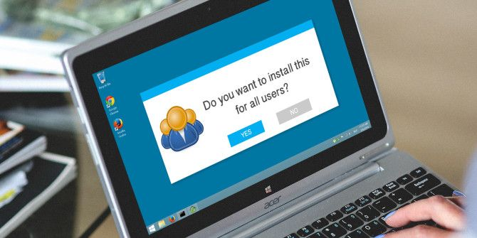 Clever Ways to Make Software Available to any Windows Account
