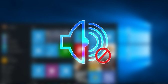 Having Problems With Audio in Windows 10? Here's a Likely Fix