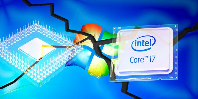 Why Windows 7 Won't Work On Intel's Current & Next Gen CPUs
