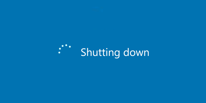 How to Shutdown or Sleep Windows 10 With a Keyboard Shortcut