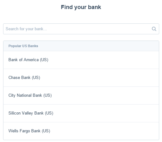 xero-find-bank