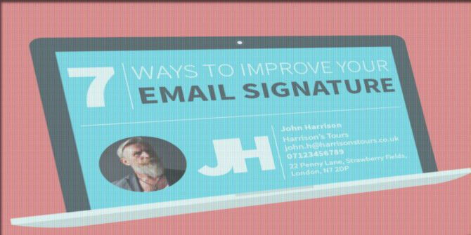The Visual Guide to Creating the Perfect Email Signature