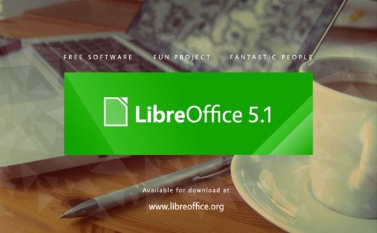 LibreOffice 5.1 Download Page