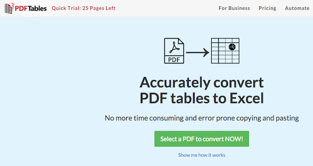 PDF Pro: The Painless Online PDF Solution for Quick Results PDFTables