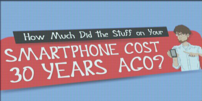 What Would The Stuff Your Smartphone Can Do Cost in 1985?