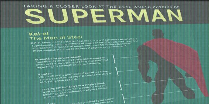 How Do The Physics Of Superman Stack Up in the Real World?