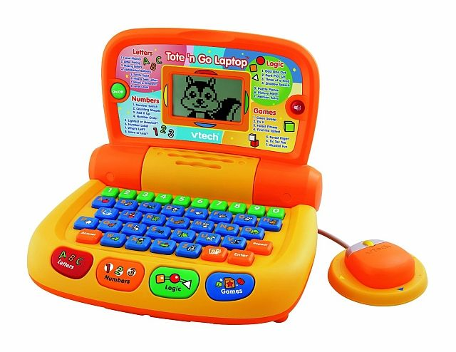 VTech Tote and Go Childrens Learning Device