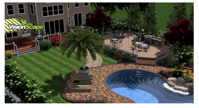 How To Design Your Perfect Garden Using The Tech At Your Fingertips Fascinating Virtual Backyard Design Model