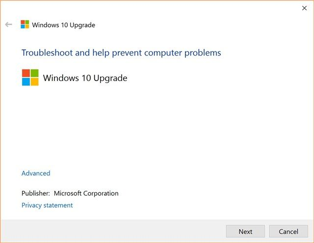 Windows10Troubleshooter