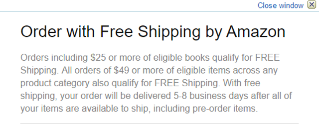 amazon-free-shipping-limit-increase