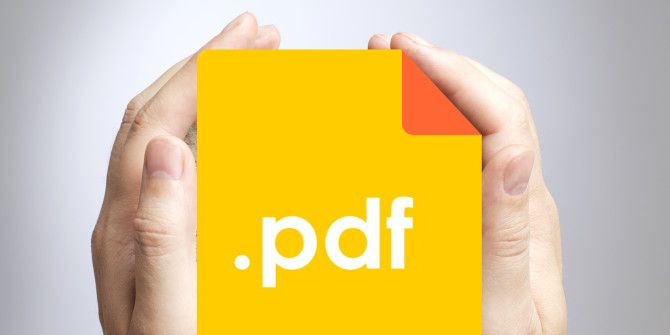 How to Compress a PDF, Reduce the File Size, and Make It Smaller