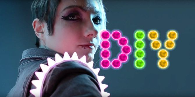 8 Stunning Cyberpunk Costume Ideas with LEDs