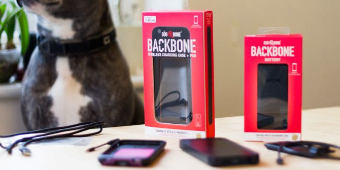 Backbone Wireless Charging Case for iPhone 6/6S Review