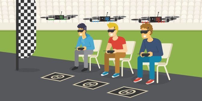 Drone Racing Is Here! 5 Things to Know Before Getting Started