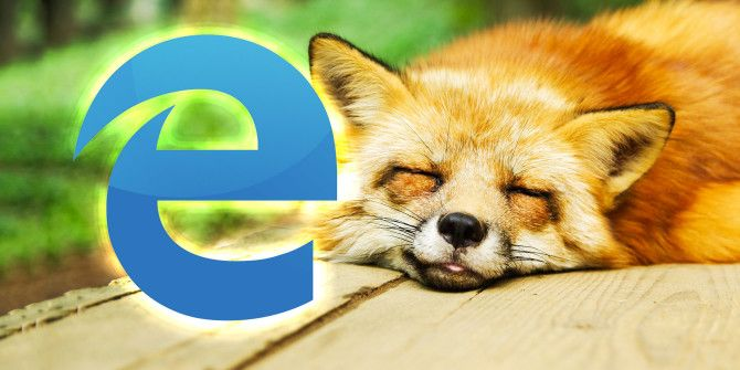 The Firefox-Lover's Guide to the Microsoft Edge Browser