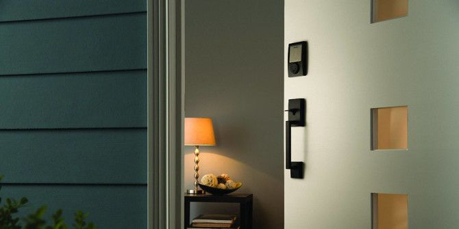 Buy One of These Electronic Door Locks and Ditch Your Ancient Keys