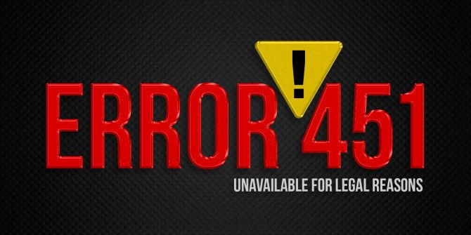 What Is Error 451, and How Can It Make a Difference?