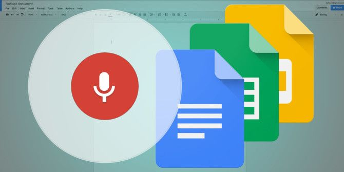 How Voice Typing Is the New Best Feature of Google Docs