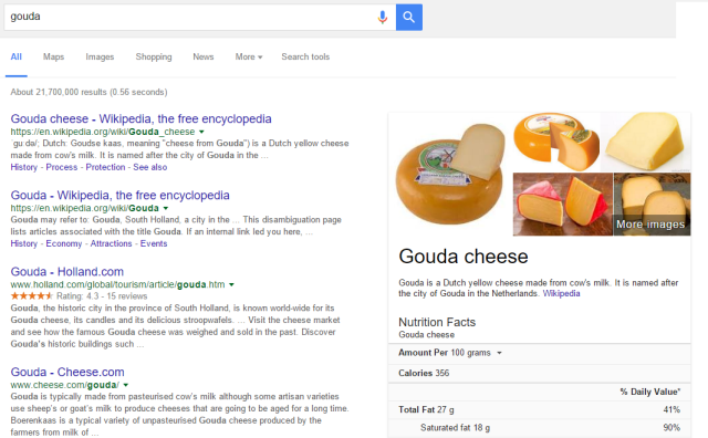 google-gouda-before