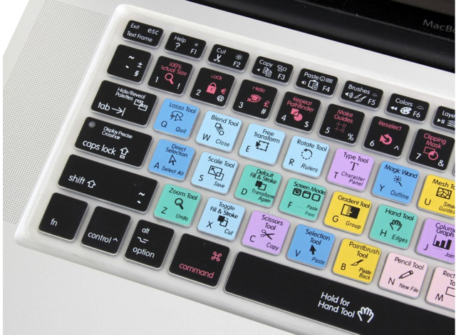 keyboard-cover-illustrator