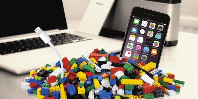 6 Ways Lego Can Organize Your Technology