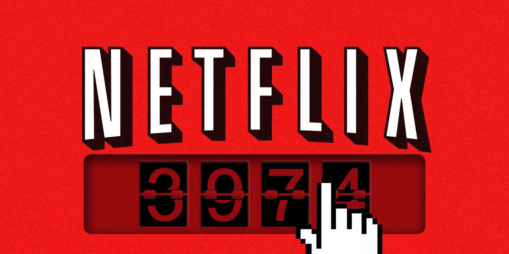 20 Secret Netflix Codes to Help You Find New Content