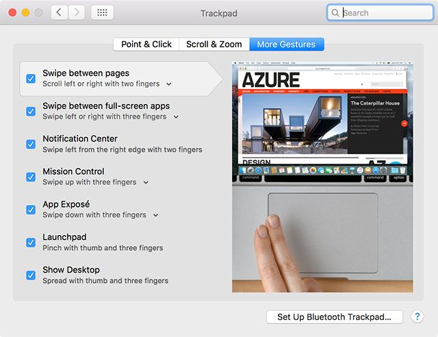 Why OS X Works Better with a Trackpad osx gestures