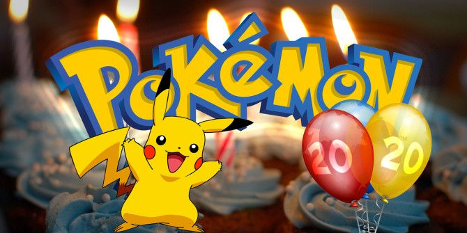 8 Ways to Celebrate Pokemon's 20th Anniversary