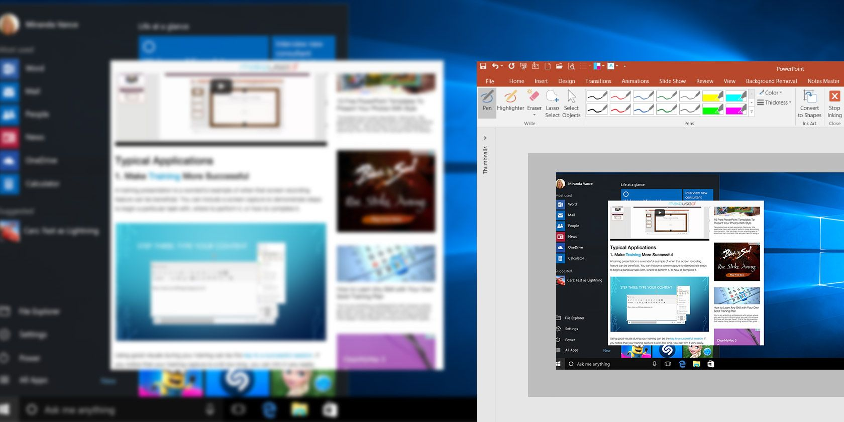 How to Use the PowerPoint Screen Recorder to Engage Your ...
