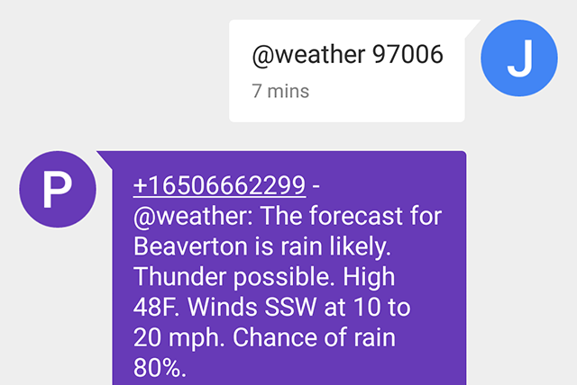 prompt-sms-weather