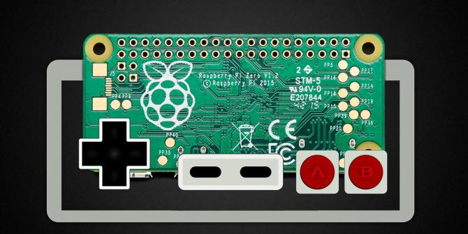 5 Retro Gaming Projects with the Raspberry Pi Zero