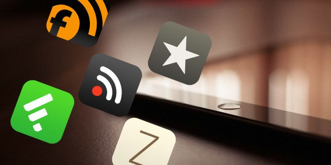 The 5 Best iPad RSS Readers