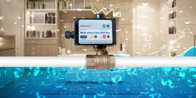 Install a Smart Valve and Stop Your Basement from Flooding
