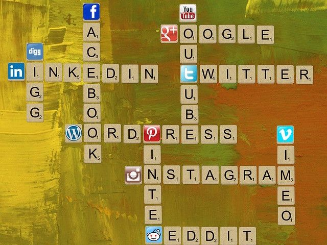 social-media-crossword