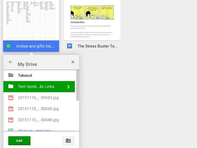 Make Google Drive Files Easier To Share With Symbolic Links