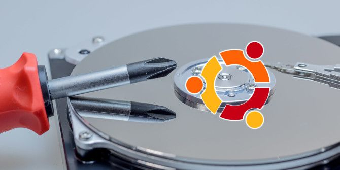 How to Manage Your Ubuntu HDD with Disk Utility