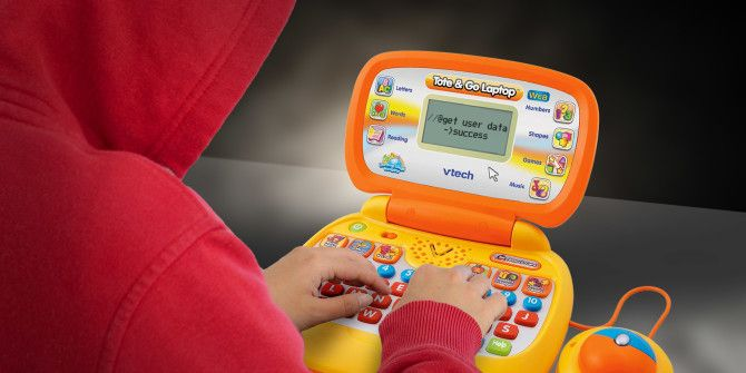VTech: Playing Loose With Your Children's Data