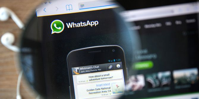 How to Use WhatsApp Web on Your iPad or iPod