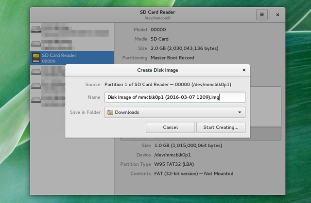 How to Write, Format and Manage an SD Card in Linux